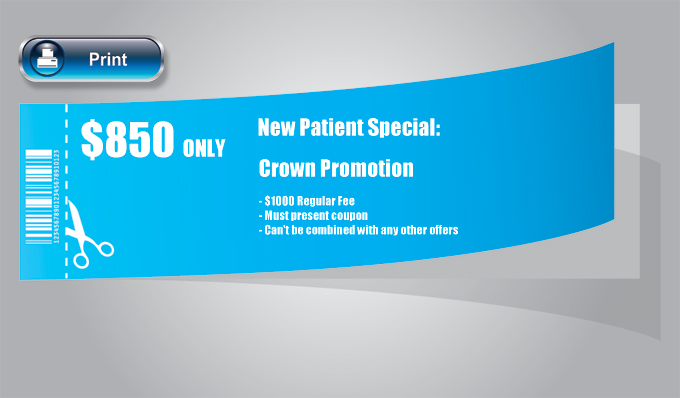 Dental Promotions Toronto - Crown Promotions Toronto